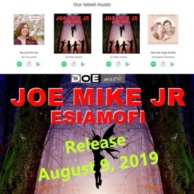 gallery/new release joe mike jr. 2019, august 9